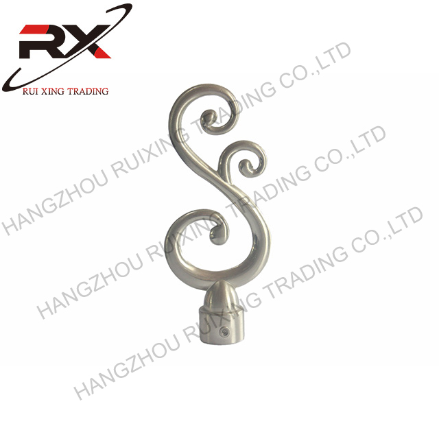 curtain finials